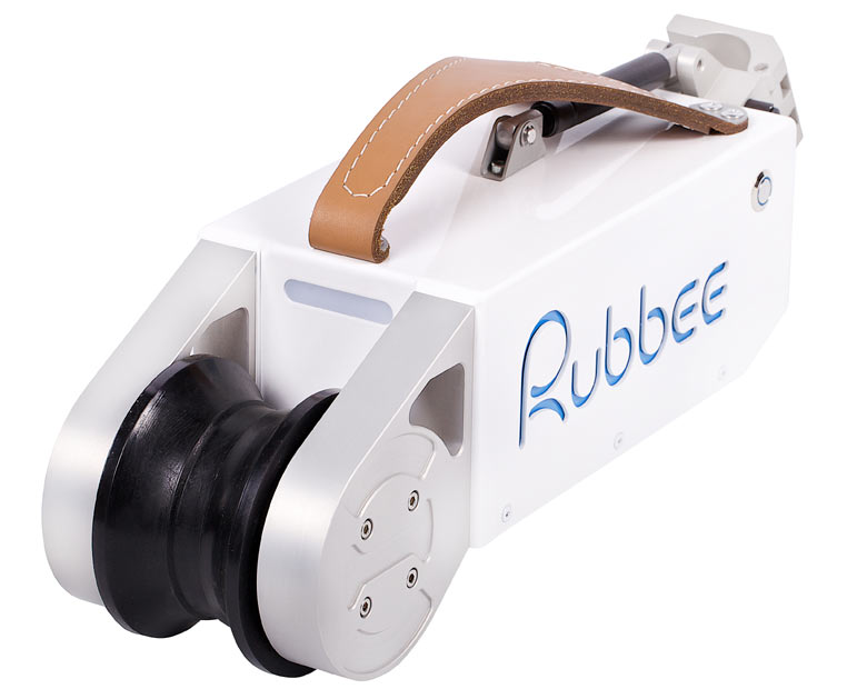 Rubbee Instant Power On Electctric Bicycle Motor System