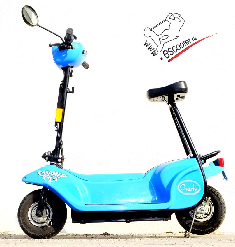 Mz Charly Elektroroller Gebraucht Escooter De