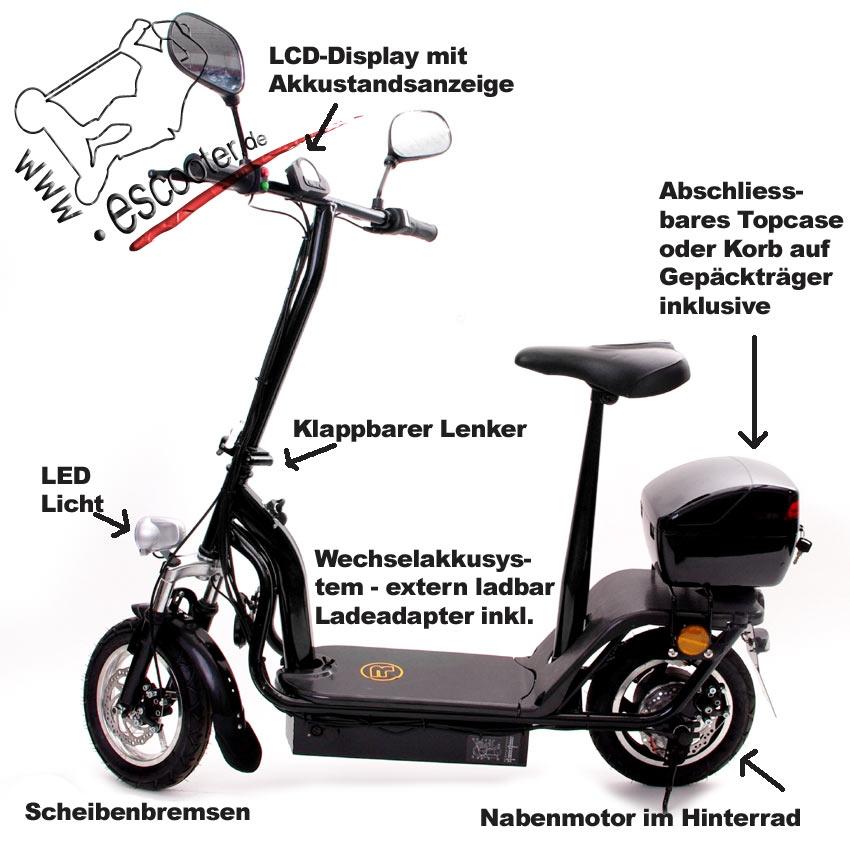Tolle Stolz Elektroroller 24 Volt Schaltplan Bilder - Der Schaltplan ...