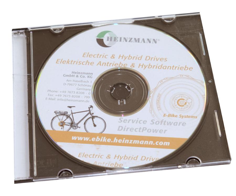DirectPower Customer CD Heinzmann Software Version 1.32 | HEINZMANN ...