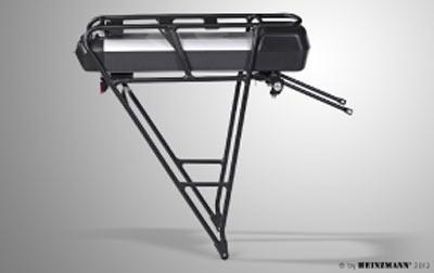 gepaecktraeger fuer directpowersystem heinzmann 870 00 350. Black Bedroom Furniture Sets. Home Design Ideas